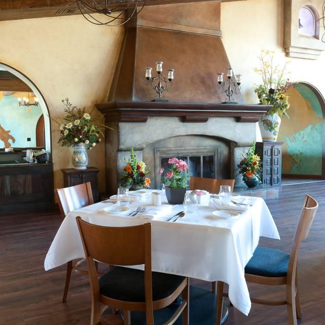 Dining Room - Vivace Restaurant, Tucson, AZ