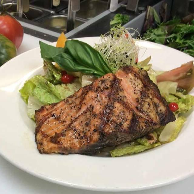 Grilled Salmon - Table 34, Las Vegas, NV