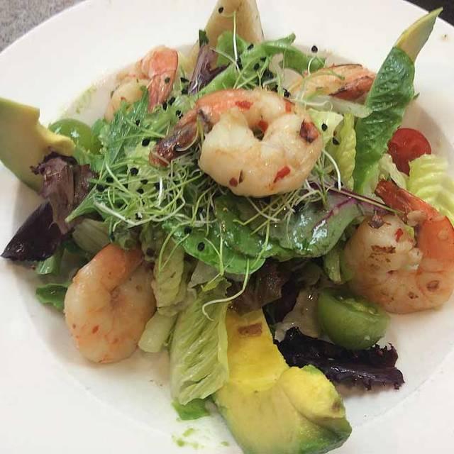 Shrimp Salad - Table 34, Las Vegas, NV