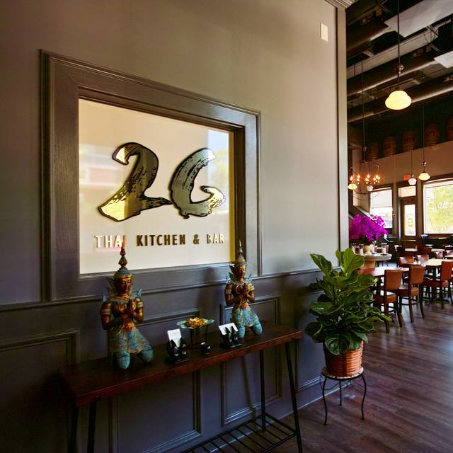 26 Thai Kitchen & Bar Restaurant - Atlanta, GA