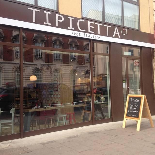 Tipicetta, London