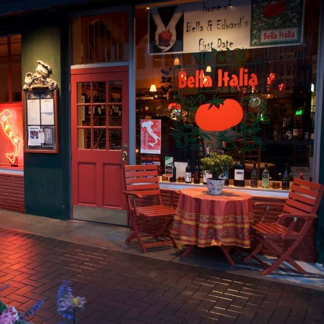 Bella Italia - Bella Italia, Port Angeles, WA