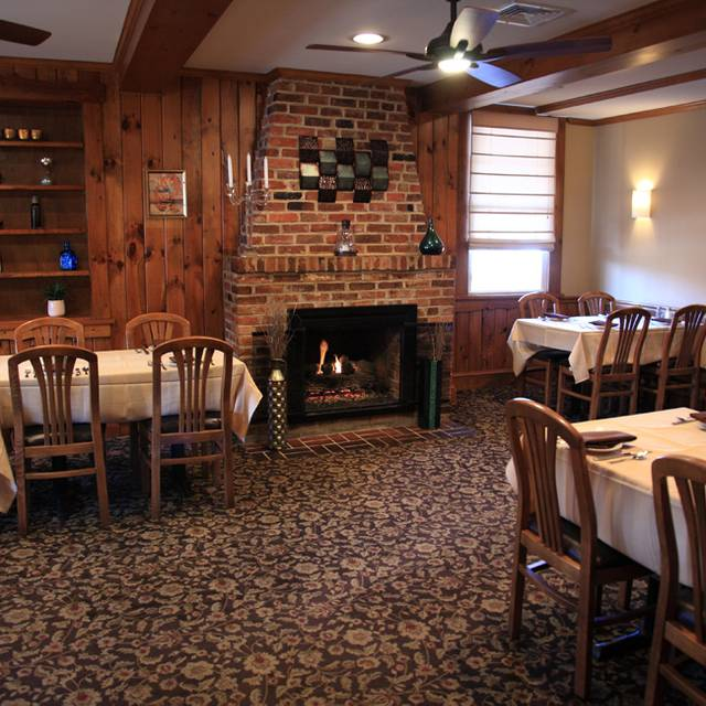 Fireplace 2 - Franklinville Inn, Franklinville, NJ