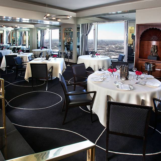 Everest restaurant chicago il opentable - Chicago private dining rooms ...