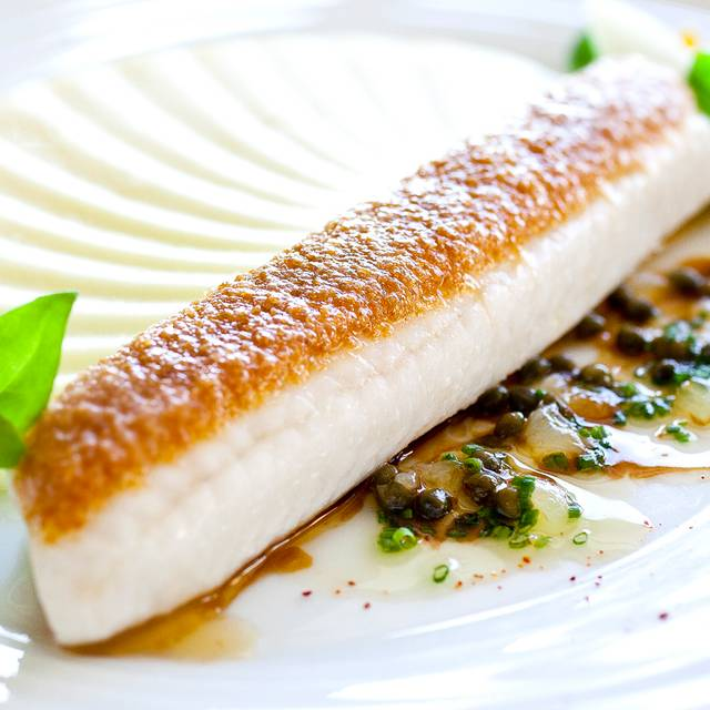 Filet Of Sole Meuniere - Everest, Chicago, IL