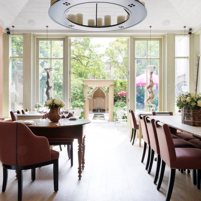 The Orangery at Number Sixteen Hotel, London