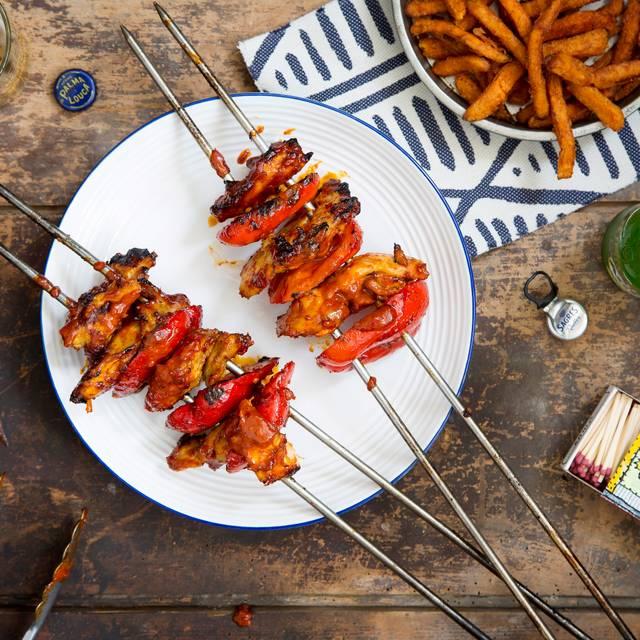 Spicy Malagueta Chicken - Cabana Brasilian Barbecue - Covent Garden, London