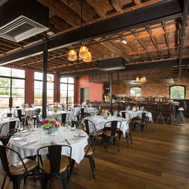 Upstairs Dining - B&B Butchers & Restaurant - Houston, Houston, TX