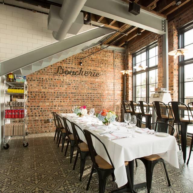 Butcher Shop - B&B Butchers & Restaurant, Houston, TX