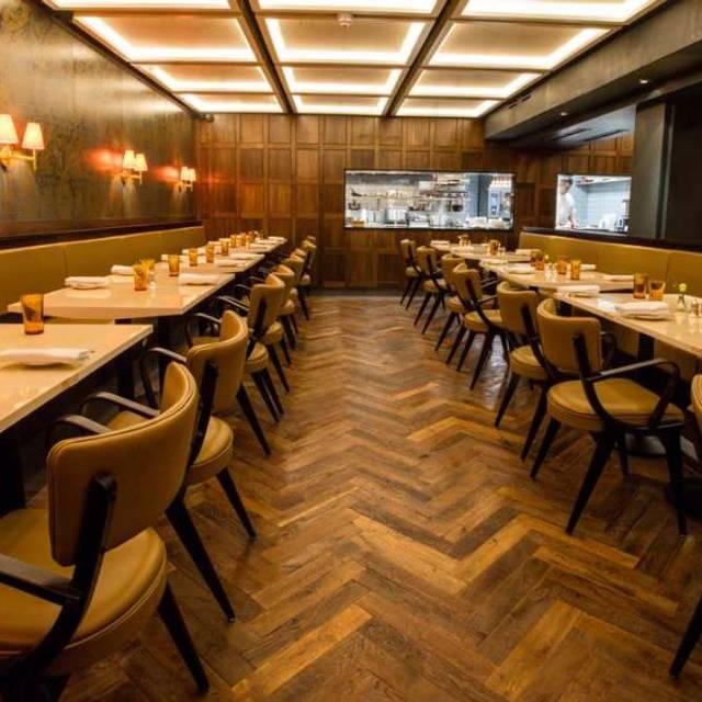 Piquet Restaurant, London