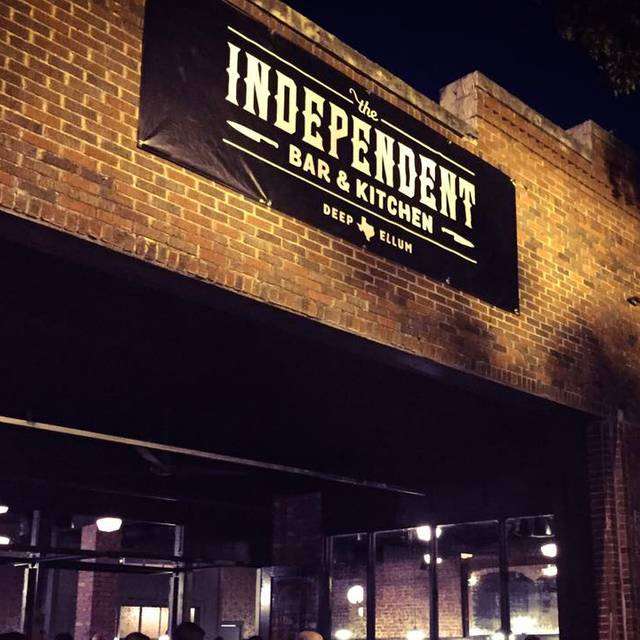 independent bar and kitchen restaurant dallas tx