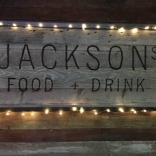 Jackson's Food and Drink, El Segundo, CA