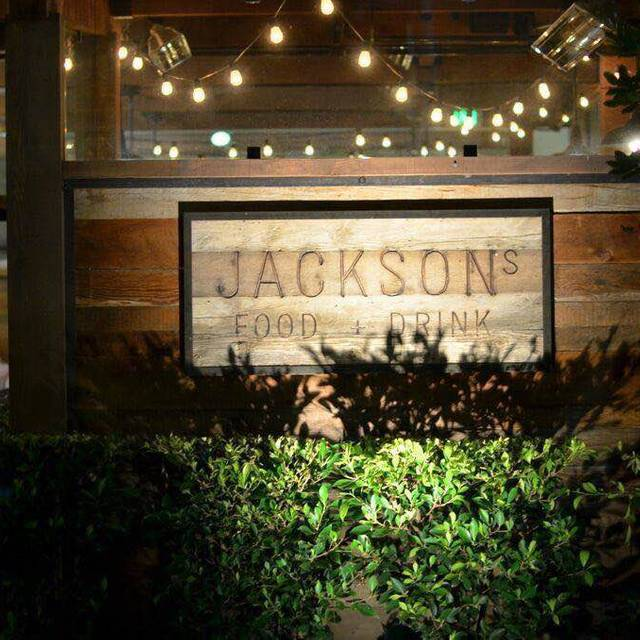 Jackson S Food And Drink El Segundo Ca