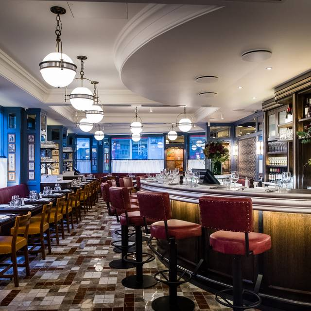 The Ivy Cafe, Marylebone  - Ivy Cafe - Marylebone, London