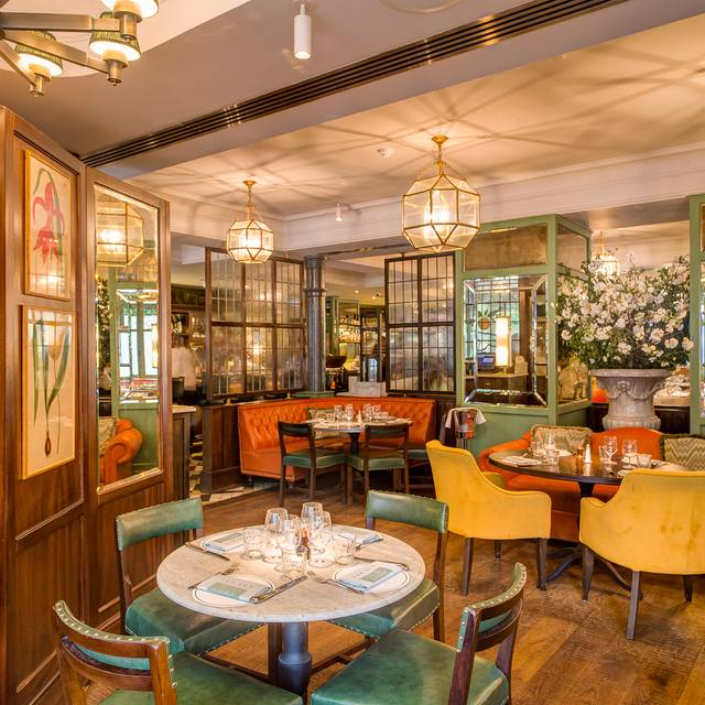 Ivy Chelsea Garden Restaurant - London, | OpenTable