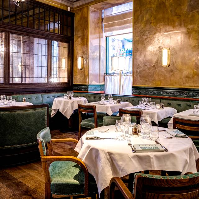 The Ivy Market Grill Restaurant - Ivy Market Grill, London