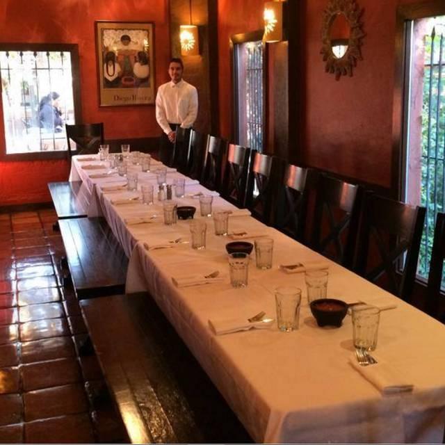 Best Restaurants In Sonoma Opentable