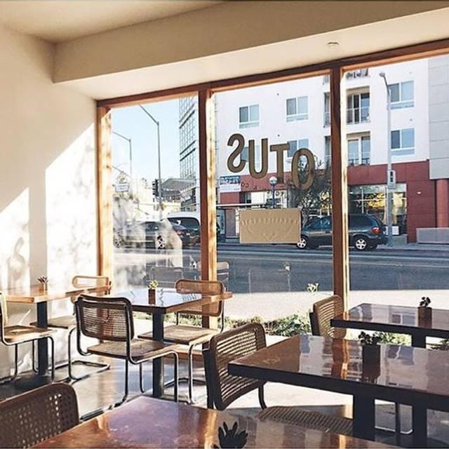 Otus Thai Kitchen Restaurant - Los Angeles, CA