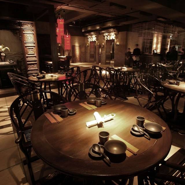 Hutong's Dining Room Is Detailed With Chinese Tradition - Hutong, Tsim Sha Tsui, Hong Kong