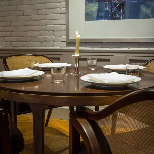 Dining Room - Günter Seeger NY, New York, NY