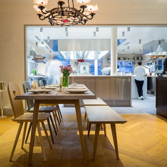 Chefs Table - Günter Seeger NY, New York, NY