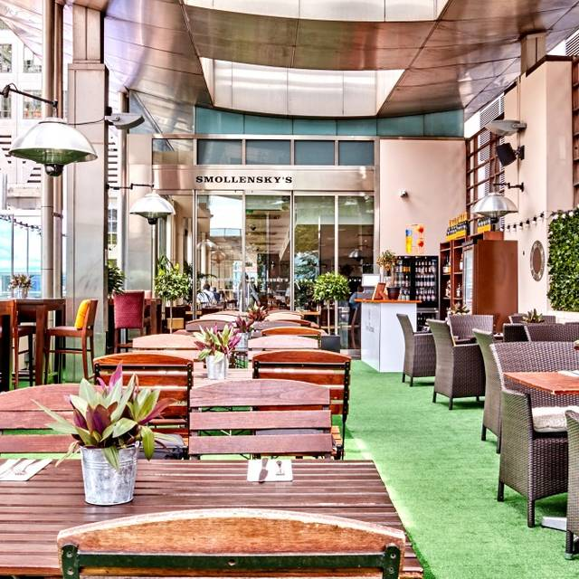 Smollensky's Canary Wharf Restaurant, London
