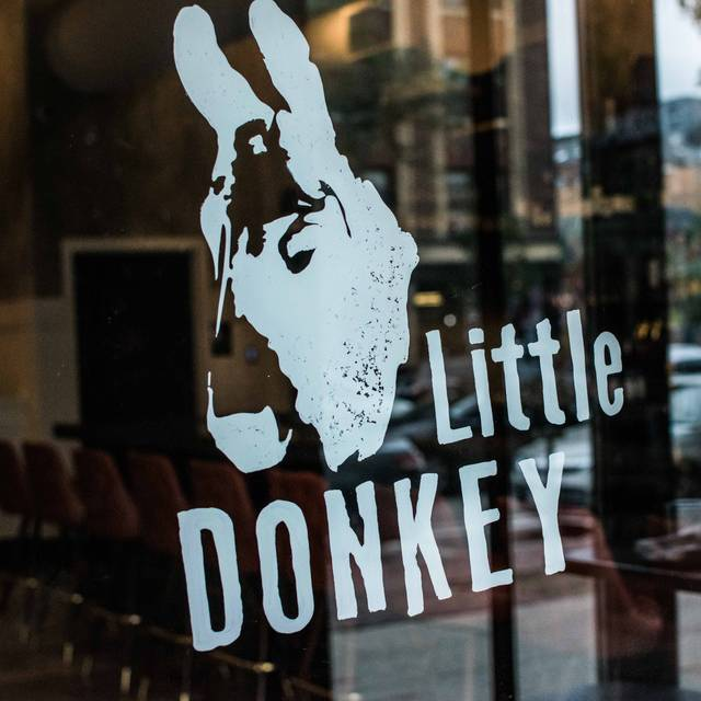 Little Donkey Sign - Little Donkey, Cambridge, MA