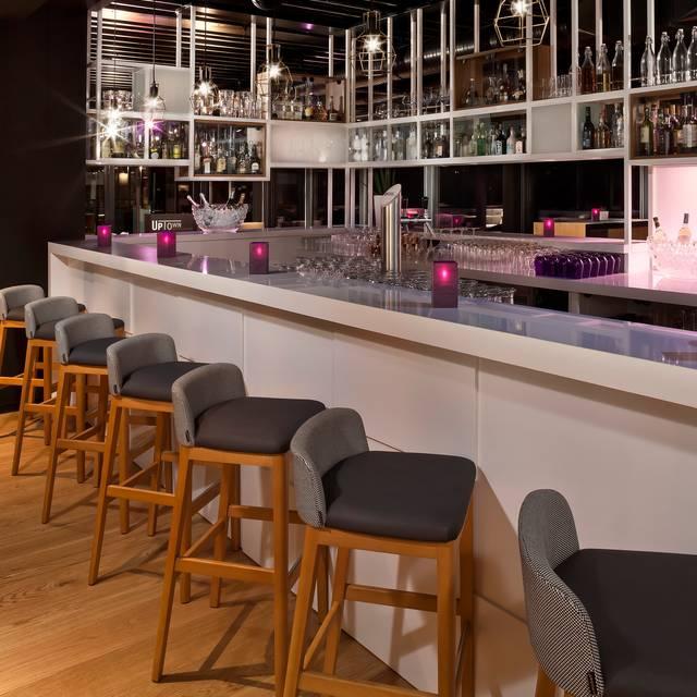 uptown sky lounge restaurant im innside aachen aachen. Black Bedroom Furniture Sets. Home Design Ideas