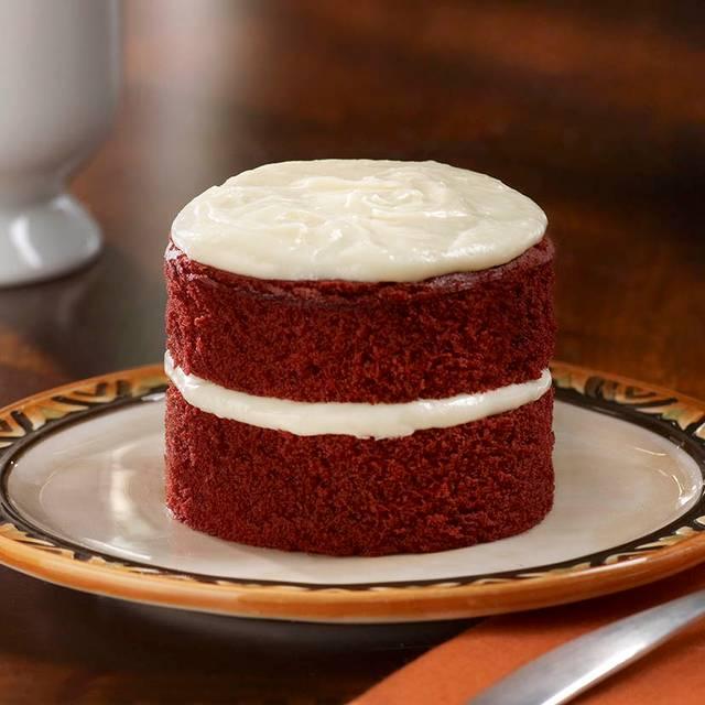 Red Velvet Cake  - Tony Roma's - Sunny Isles Beach, Sunny Isles Beach, FL