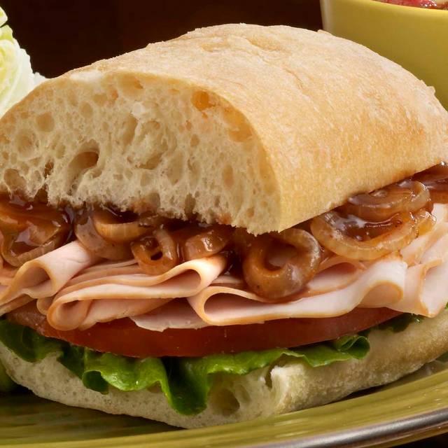 Turkey Sandwich  - Tony Roma's - Sunny Isles Beach, Sunny Isles Beach, FL