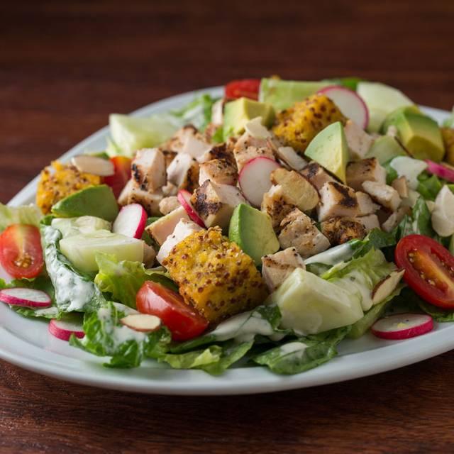 Green Goddess Salad  - Tony Roma's - Miami - Doral, Miami, FL