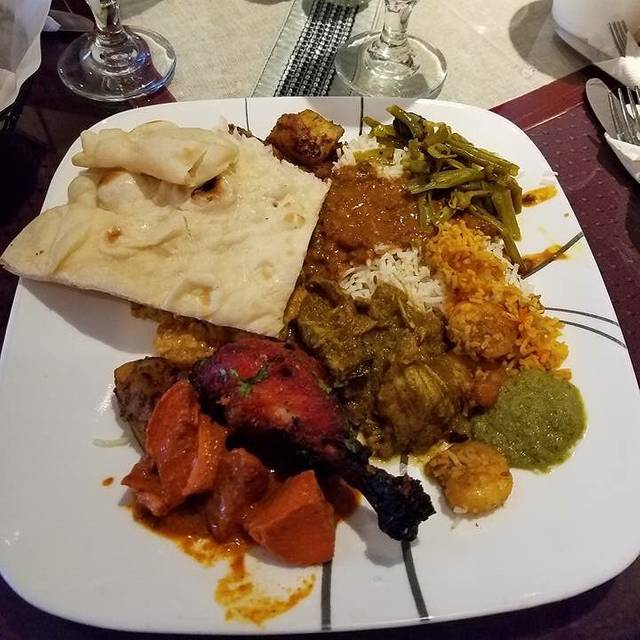 Tamarind indian cuisine ucf orlando fl opentable for Tamarin cuisine