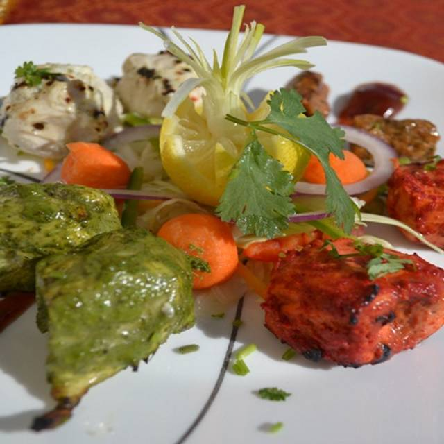 Aashirwad indian restaurant orlando fl opentable for Aashirwad indian cuisine orlando