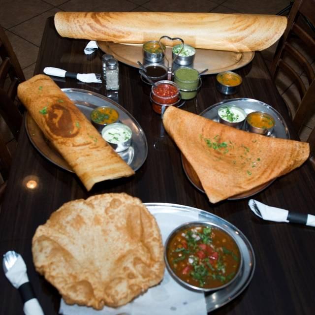Bombay Cafe Orlando Fl
