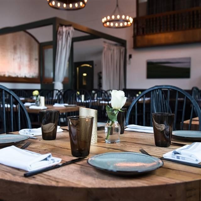 Terrapin Restaurant, Rhinebeck, NY