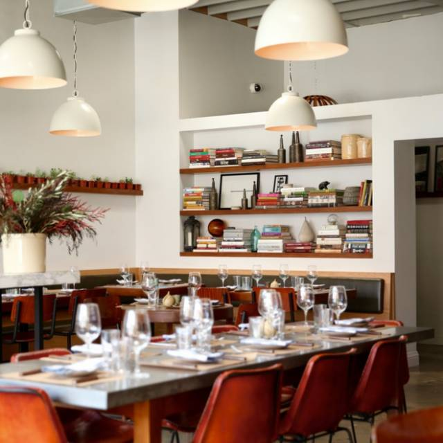 Spartina Restaurant - Los Angeles, CA