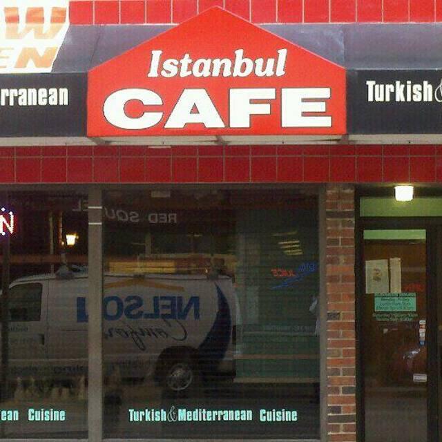 Istanbul Cafe, Cincinnati, OH