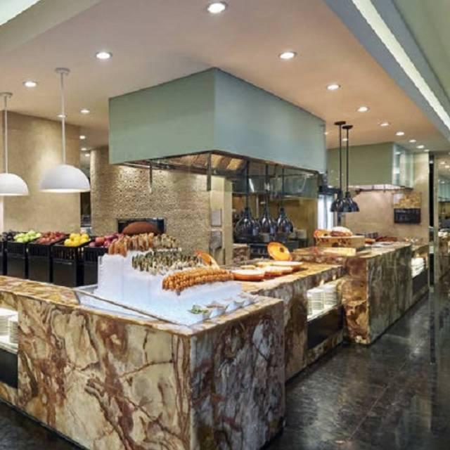 Marriott Cafe Manila Buffet Price