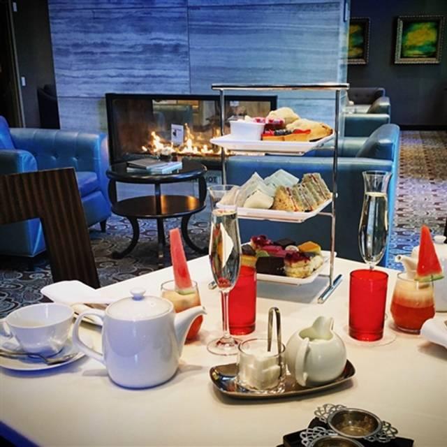 Hermitage Hotel Vancouver Restaurant