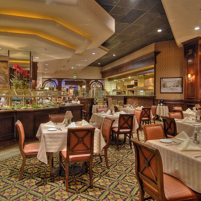 Prime Rib Grill - The Prime Rib Grill - Eldorado Resort Casino, Reno, NV