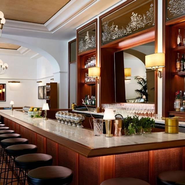 The Garden Bar at Montage Beverly Hills, Beverly Hills, CA