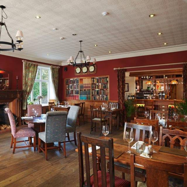 The royal oak hotel restaurant kelsall cheshire for Best private dining rooms cheshire