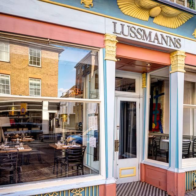 Lussmanns - Hertford, Hertford, Hertfordshire