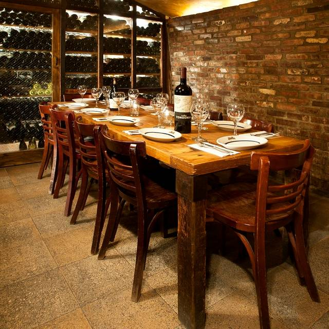 Wine Room Wine Side - Blue Ribbon Bakery Kitchen, New York, NY