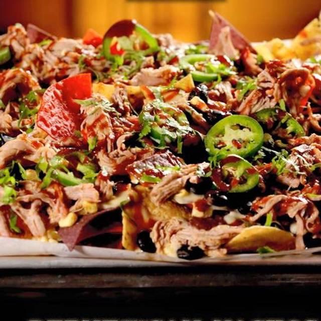 Rednexican Nachos  - Sauced BBQ & Spirits, Livermore, CA