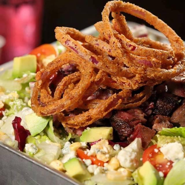 Hella Cali Salad - Sauced BBQ & Spirits, Livermore, CA