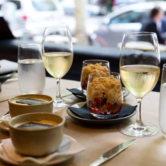 Bottega Tiramisu & 'buried' Under Cheesecake - Bottega, Melbourne, AU-VIC