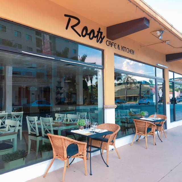 Roots Cafe Kitchen Boca Raton