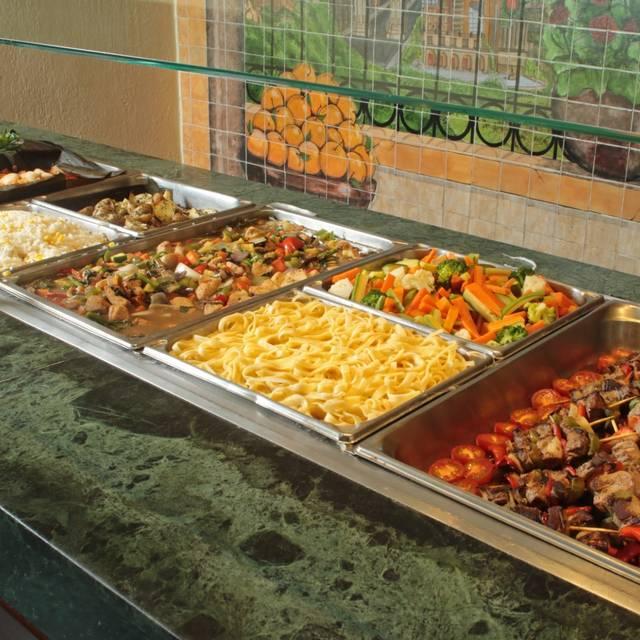 Los Continentes - Hotel MS Milenium Restaurante - San Pedro Garza ...