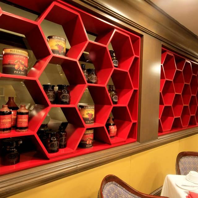 Decoración Restaurant Wall Street - Wall Street Steakhouse - Hotel MS Milenium, San Pedro Garza García, NLE